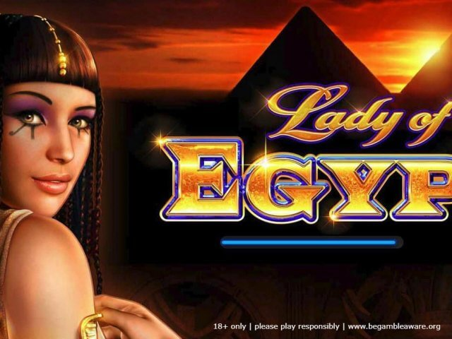 Lady of Egypt Slot by WMS Gaming Reviewed