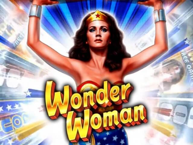 Best Wonder Woman Online Slot Game Review